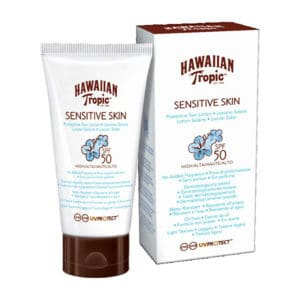 Hawaiian Tropic Sensitive Skin Body Lotion SPF 50